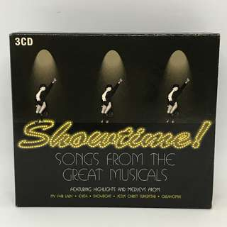 Showtime! - Songs from the great musicals