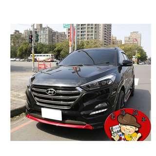 【老頭藏車 】2016 Hyundai Tucson『0元就把車貸回家 』『全貸,超貸,免保人』中古 二手 汽車