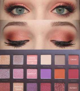 [PO#1] Bad Habit Athena Eyeshadow Palette