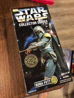 Star wars boba Fett 12 inch