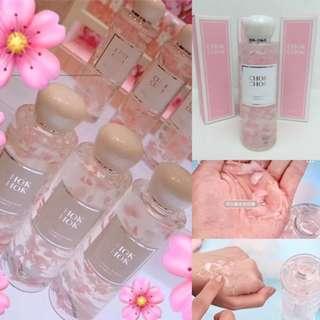 【K.P.S】❤❤CHOK CHOK❤❤ Cherry Blossom Honey Silky Body Cleanser Shower Gel 250g Made in Korea 樱花沐浴露