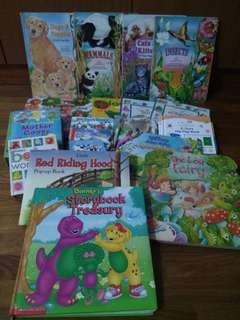 Baby &  tod books