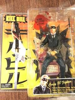 Kill bill crazy 88 fighter