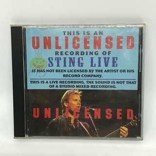 Sting Live - Unlicensed