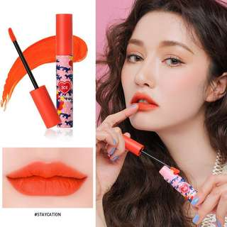 Maison 3ce velvet lip tint #staycation