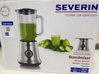 BNIB Severin Blender & Standmixer 2-in-1