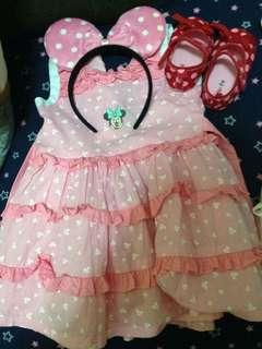 Minimouse dress