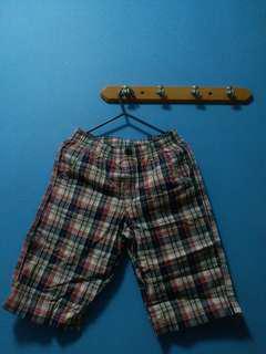 UNI QLO童裝短褲 Children Shorts  (Children XL)