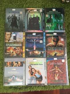 HD DVD Movie 🎥 set2