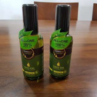 Brand New Botaneco hair leave on conditioner
