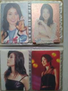 Yes Card kelly(成本, 多過80張)