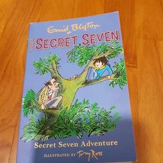 Guid Blyton The Secret Seven