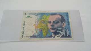 50 Cinquante Francs