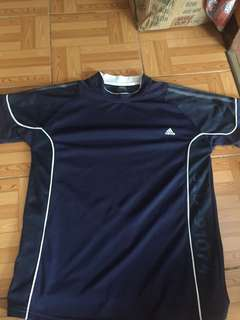 Adidas T-Shirt (Turtleneck)