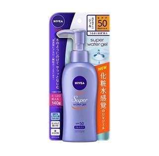 Nivea Sunscreen SPF50