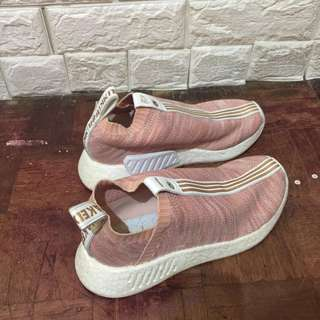 Adidas NMD CS2 Kith X Naked Pink