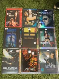 HD DVD Movie 🎥 set 3