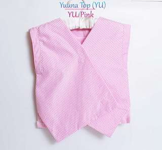 Baju anak perempuan yuuna top