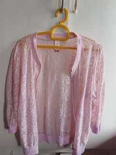lace bolero jacket