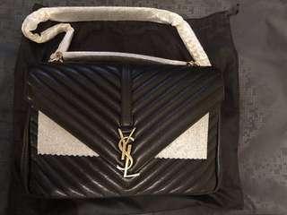 YSL Large College Bag