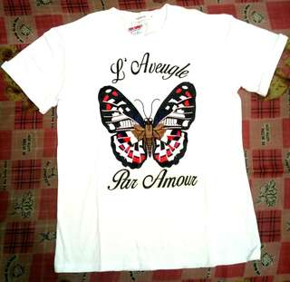 BUTTERFLY-KOREAN SHIRT