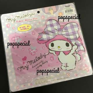 My Melody Table Computer Mouse PAd