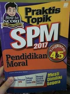 Pendidikan Moral T4-T5