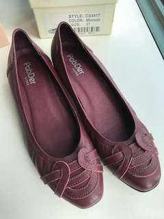 PabDer Shoes MAROON