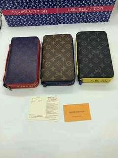 Branded Clutch/Wallet