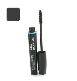 make up forever aqua smoky lash