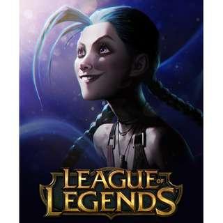🚚 SG/MY League of Legends Elo Boost