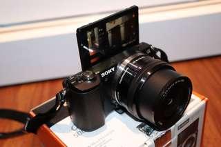 Sony Mirrorless A5000 buat ngevlog!