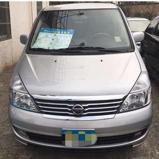 2007年~ Nissan日產 ~  QR-V  八人座  豪華版 2.5 L~ 銀