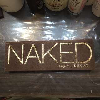 Urban Decay Naked - Eyeshadow Palette