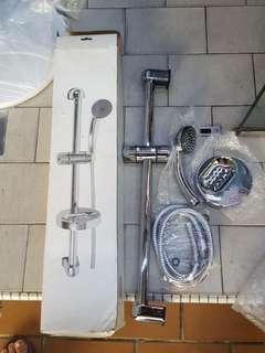 New Shower Head Set