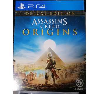 assassin creed origins Deluxe Edition