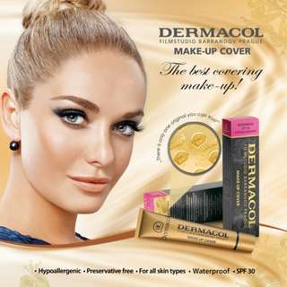 🚚 **Inspired**Dermacol Make Up Cover 30g