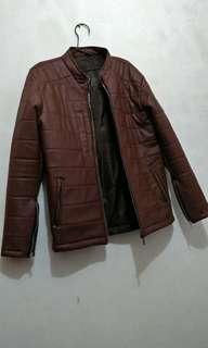 Jaket asli Garut