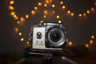 BCare X2 Action Cam