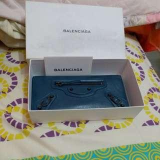 Balenciage銀包