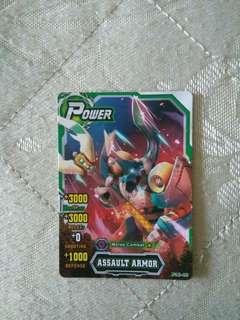 Hero of robots (Original Card)