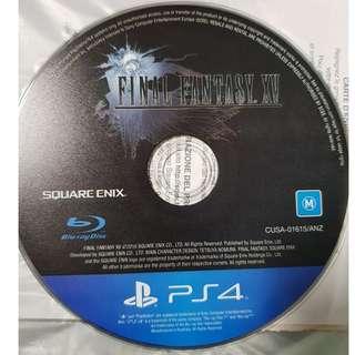 Final Fantasy 15 PS4