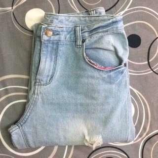 🚚 Pazzo 男友褲