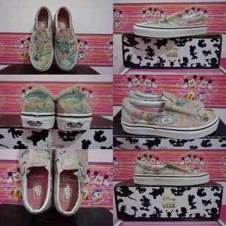 Vans Slip On - Disney Edition (Alice In Wonderland)