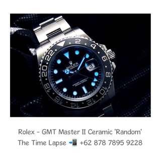 Rolex - GMT Master II Ceramic 'Random'
