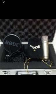 RODE NT1-A MIC (Repost)