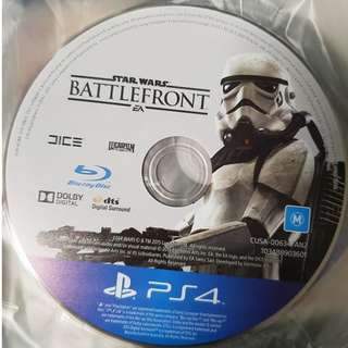 star wars PS4