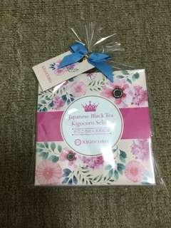 日本手信精裝茶葉包