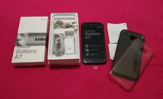 Samsung Galaxy A7 2017 Duos Lte Complete Package Sale Swap