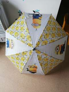 Despicable me umbrella